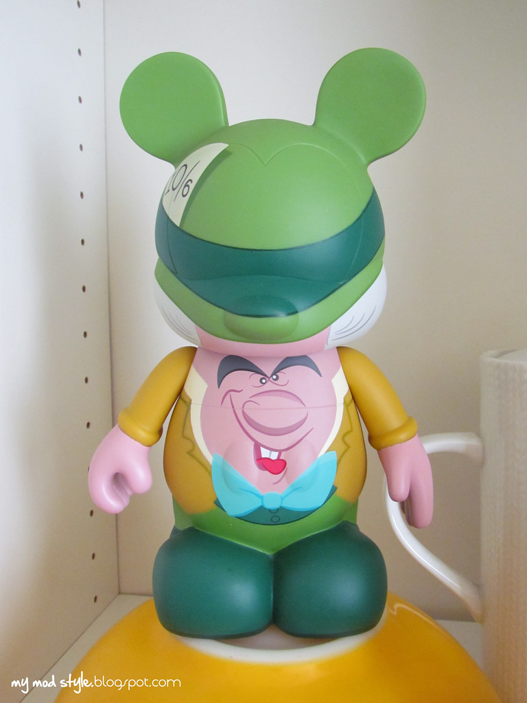 Vinylmation Mad Hatter Xmas
