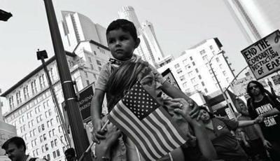 Occupy LA Times