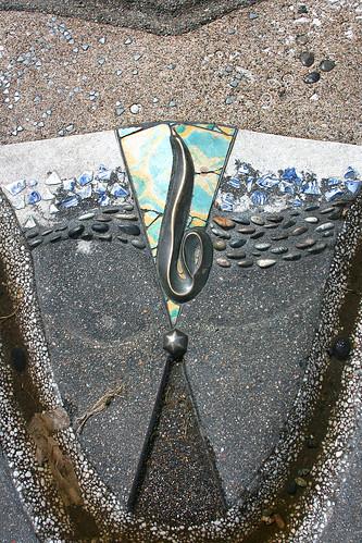 sundial detail