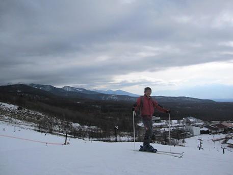 ピラタス蓼科スキー場で初滑り 2012年1月1日13:34 by Poran111