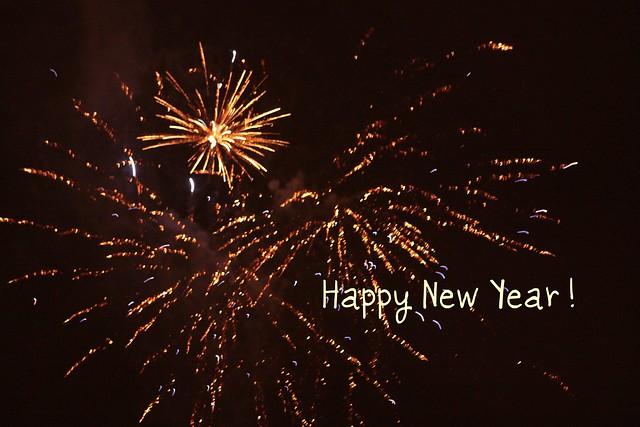 Happy New Year! (1/366)