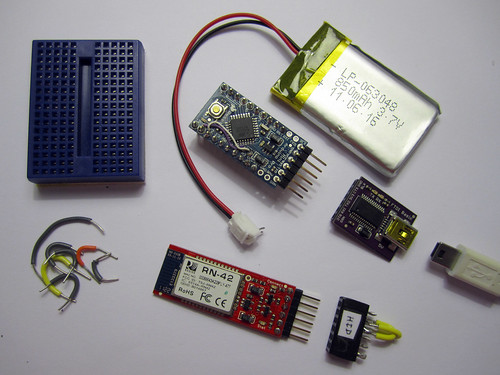 Arduino and rs232