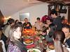 Dinner in Verbier for NYE