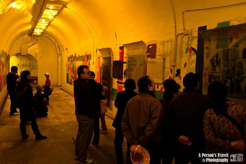 神秘隧道(戰備隧道)#1