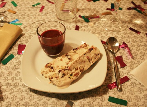 nytårsmiddag - dessert