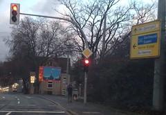 Tagesbruch Bochum-Stahlhausen (Wattenscheider Str.) - fehlende Beschilderung