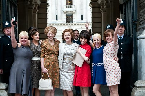 Made in Dagenham ensemble
