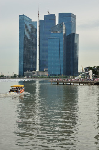 Singapore skyscrapers
