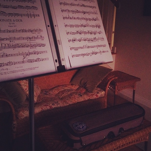 4/365+1 Late Afternoon Practice #p365 #music #home