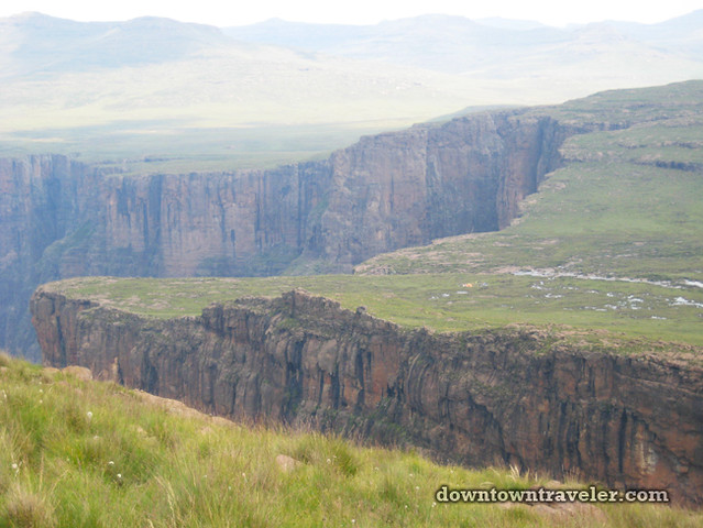 Drakensberg Mountain Hike South Africa 12