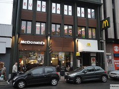McDonald's Brussels Waterloosesteenweg 717 (Belgium)
