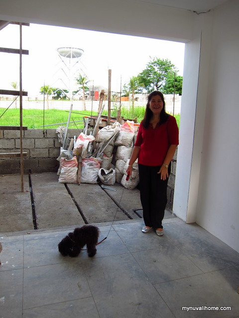 My Nuvali Home Construction Dec 2011 (8)