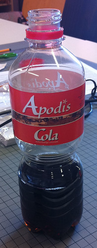Apodis Cola by softdrinkblog