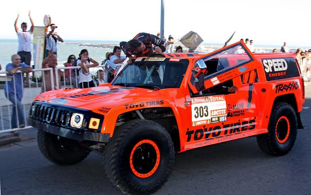 Largada Rally Dakar 2012 51