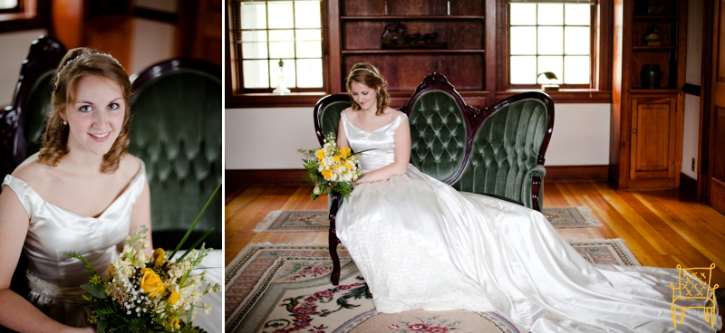 gray and yellow outdoor vintage wedding_021