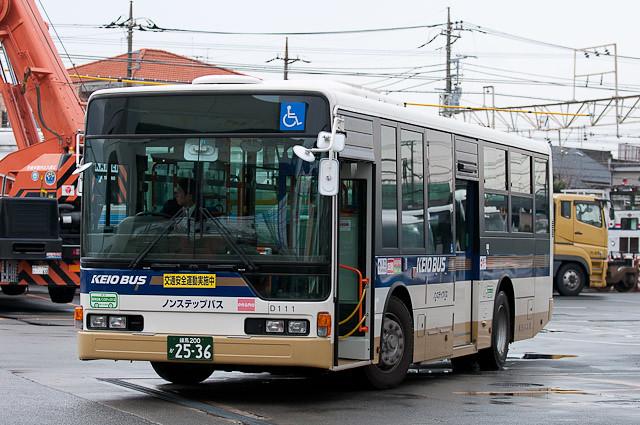 京王バス東 永福町営業所 D31111