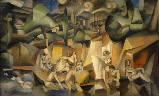 Header of Albert Gleizes