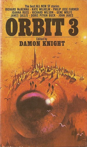 Damon Knight (ed) - Orbit 3 (Berkley 1968)