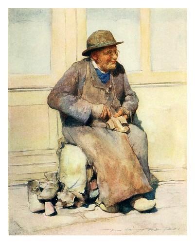 019-Zapatero de Bretaña-Brittany 1912- Mortimer y Dorothy Mempes