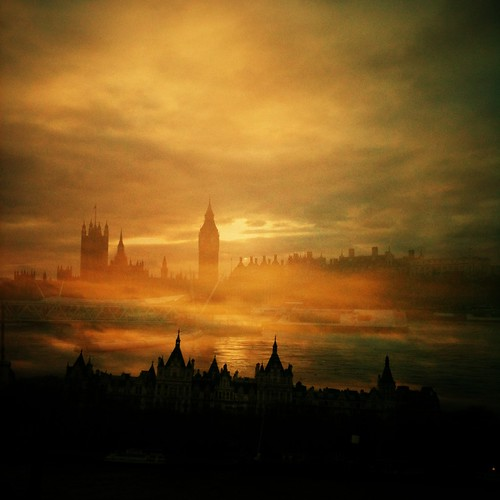 Old London by Maya Newman