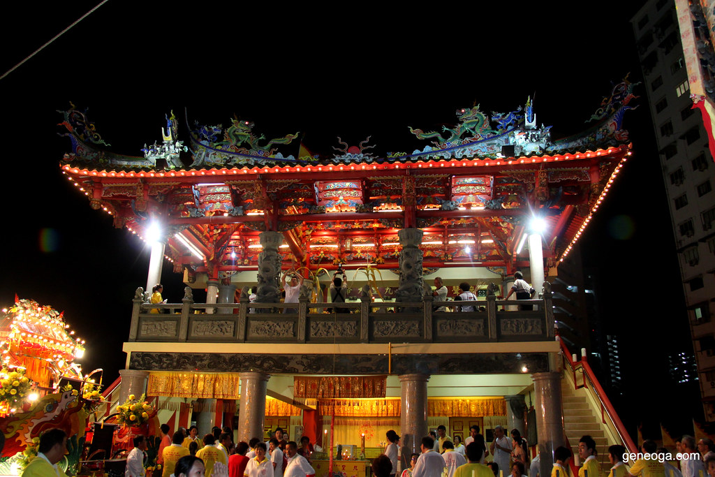 The Temple of 9 Emperor Gods