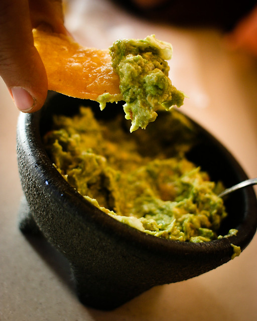 Esther's Guacamole