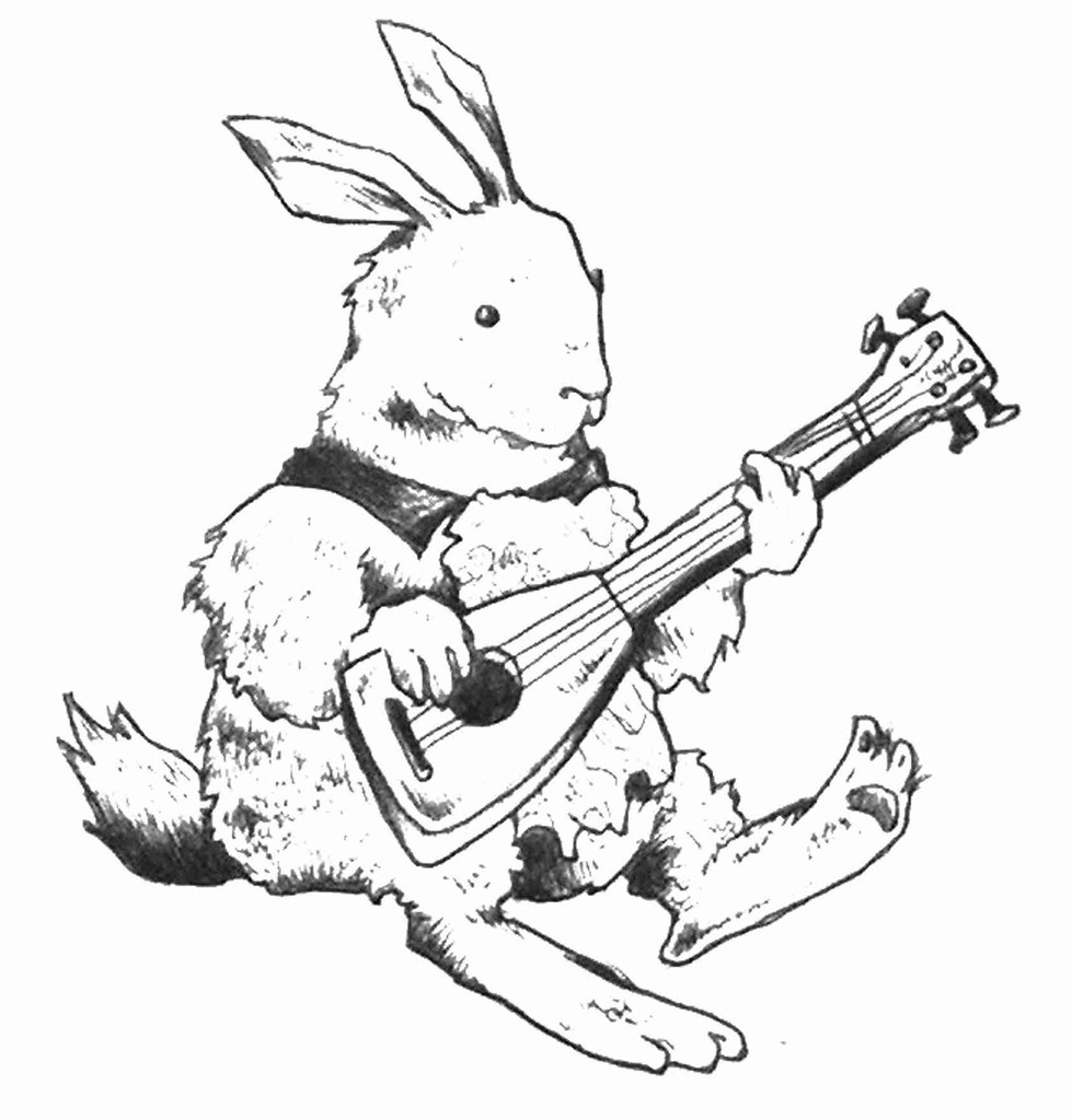 rabbit bw21