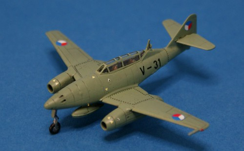 F-toys 1/144 remodel - Avia CS-92 - Completed - 1