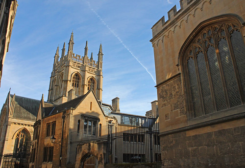 Oxford - Merton College - flckr - tejvanphotos