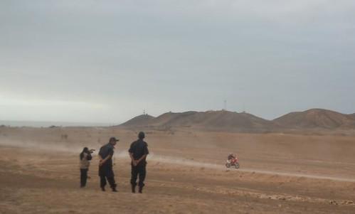 Rally Dakar 2012 categoria motos
