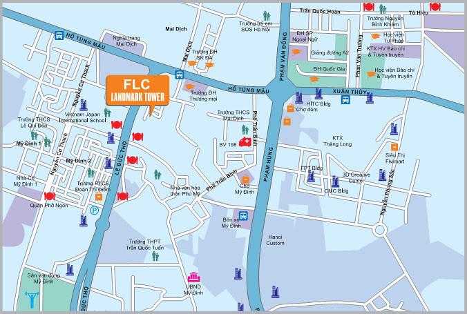 Chung cư cao cấp và văn phòng cho thuê FLC Landmark Tower 6688332715_3a25f53545_b