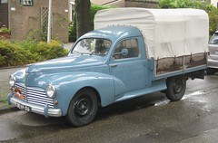1950 PEUGEOT 203 U8 Pick-up / Plateau Bâchée