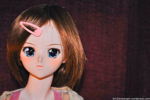 Hajimemashite. Aoi desu. Douzo yoroshiku.