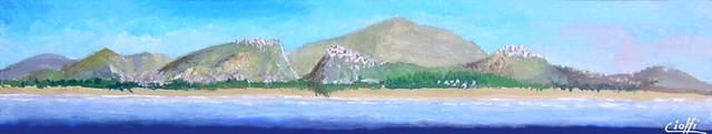 La costa di Cirella