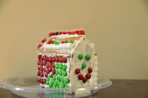 040 Mckenzie's gingerbread house