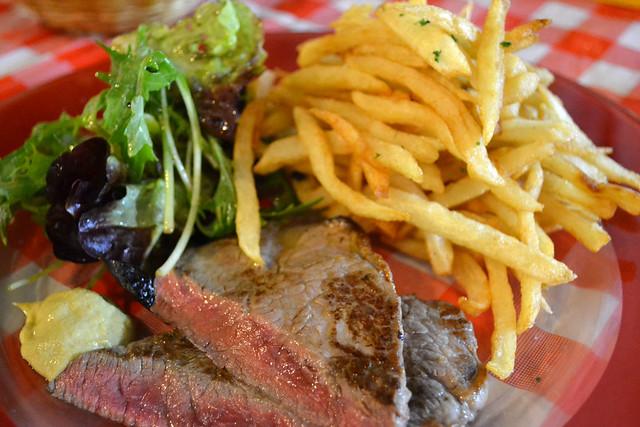 Steak Frites, La Petite Cuisine