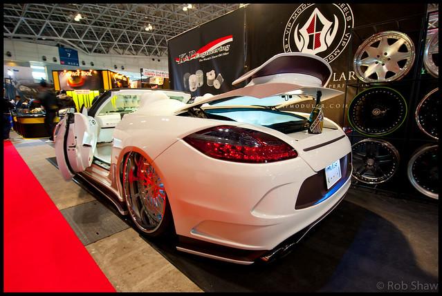Tokyo Auto Salon Vehicles-384