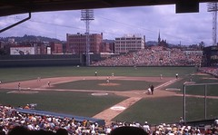 Crosley Field, Cincinnati 1969