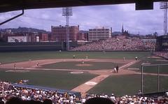 Crosley Field, Cincinnati 1969