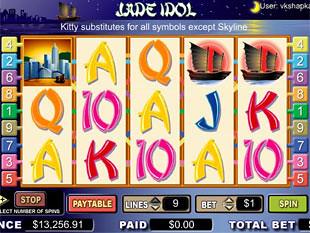 Jade Idol Slots game online review
