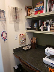 new sewing space 2