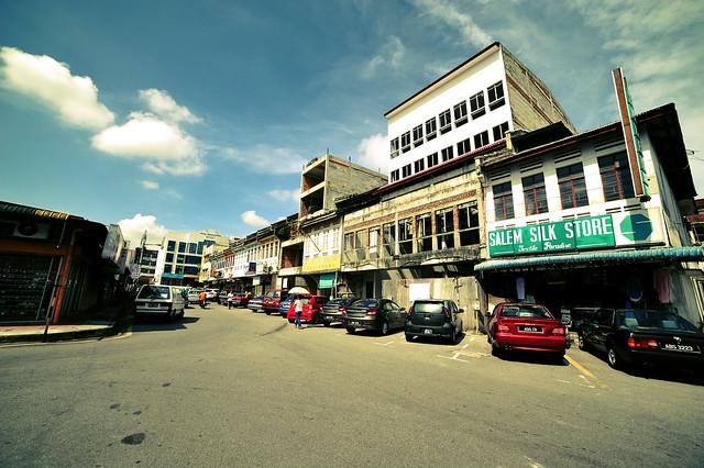 Pekan Taiping.