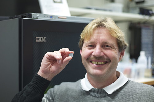 Dr. Bruno Michel, IBM