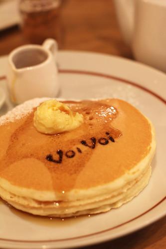 butter milk pancake