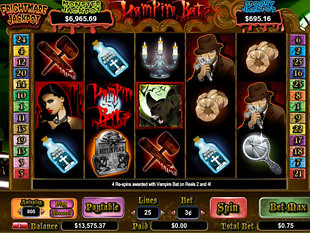 Vampire Bats slot game online review