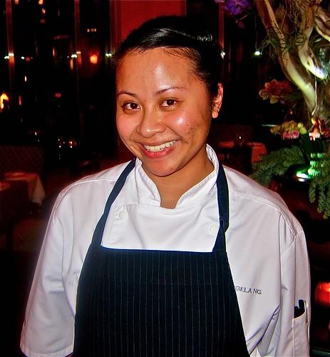 pastry chef Angela Ng