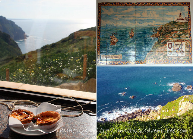 foto Pasteis de nata a Cabo da Roca