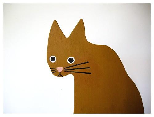 Wood Cat