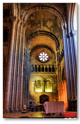 Transepto da Sé de Lisboa by VRfoto