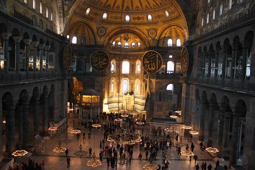 Hagia Sophia - Ayasofya - İstanbul, Türkiye